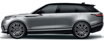 Rent Range Rover Velar in Europe