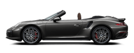 Porsche 911 Carrera Turbo Cabrio