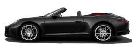 Porsche 992 Cabrio