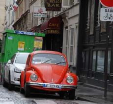 Особенности парковки в Европе