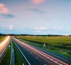Особенности движения на магистралях