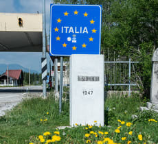 Как пересекать границы в ЕС