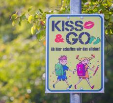 «Kiss & Go» и «Kiss & Ride» в городах Европы