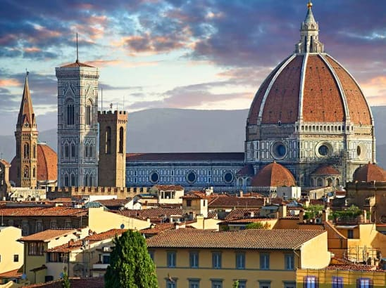 Transfer from Rome to Florence