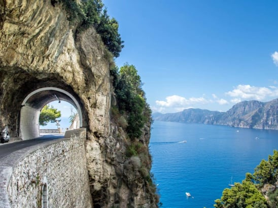 Transfer from Rome to Sorrento