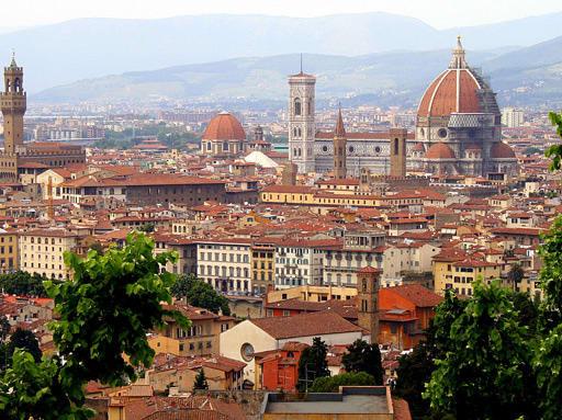 Рим - Флоренция