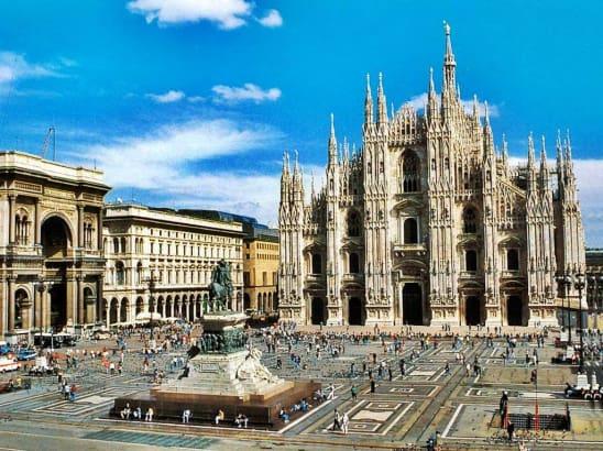 Венеция - Милан