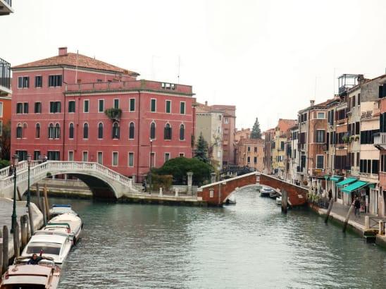Венеция - Местре