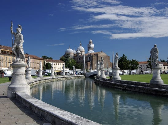 Венеция - Падуя