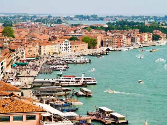 Венеция - Лидо ди Езола