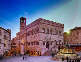 Transfer from Rome to Perugia