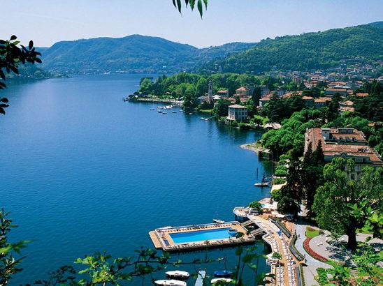 Милан - озеро Комо