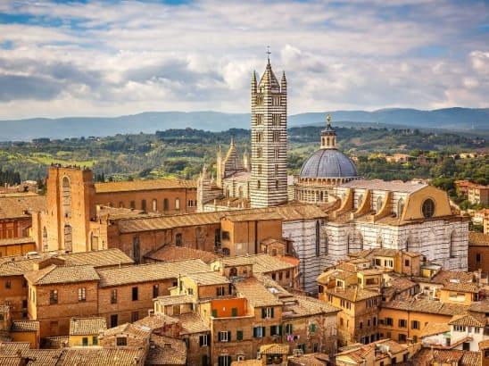 Флоренция - Сиена