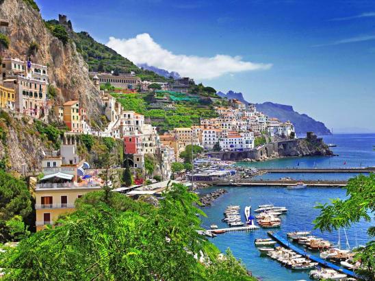 Неаполь - Амальфи