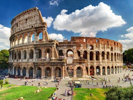 Неаполь - Рим