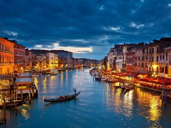 Неаполь - Венеция