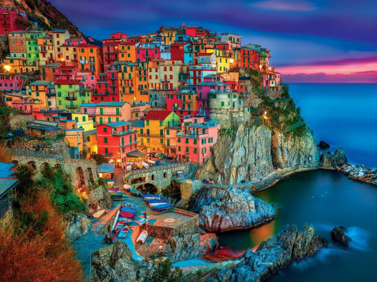 Transfer from Milan to Cinque Terre