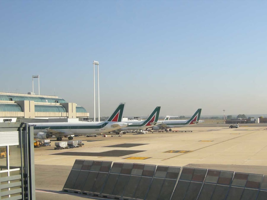 Аэропорт Фьюмичино - Рим, как добраться?