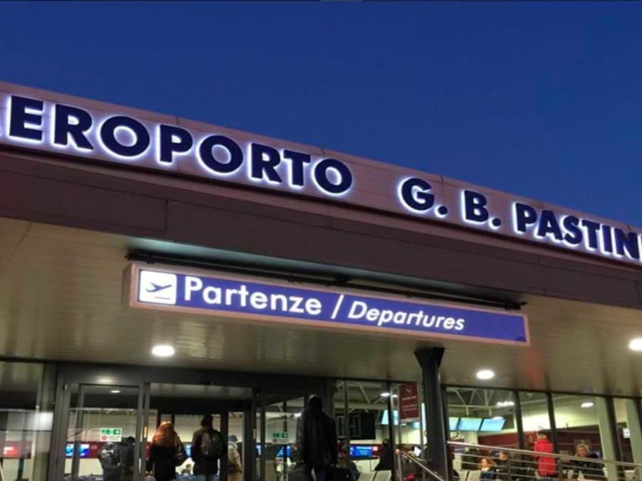 Аэропорт Чампино - Рим, как добраться?