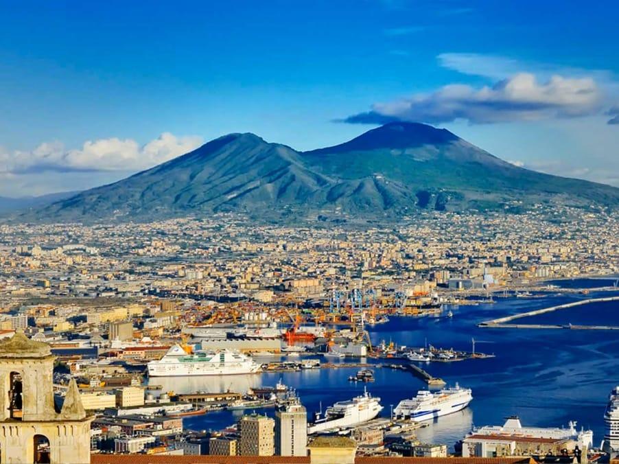 Рим - Неаполь, как добраться?