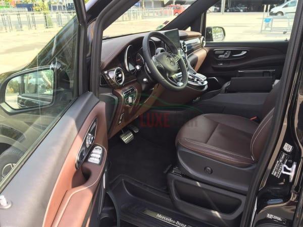Mercedes V Class AMG