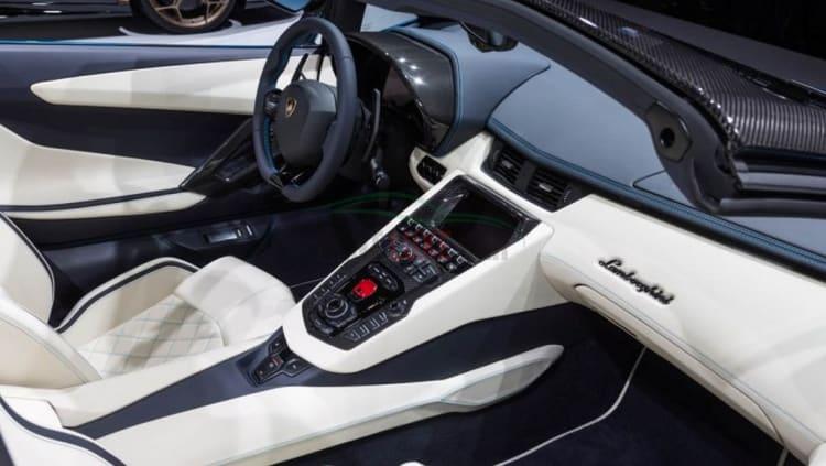 Lamborghini Aventador Spyder