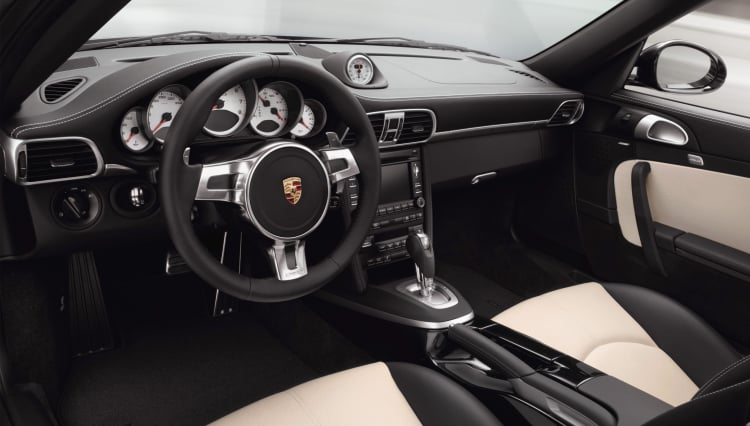 Porsche Carrera Turbo Cabrio