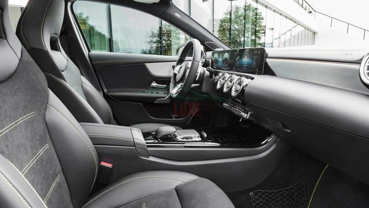 Mercedes Class A 45 AMG