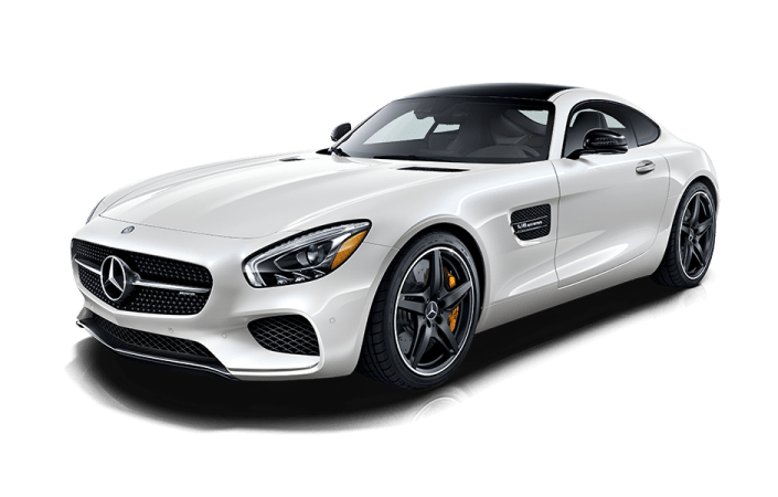 Mercedes GT S AMG