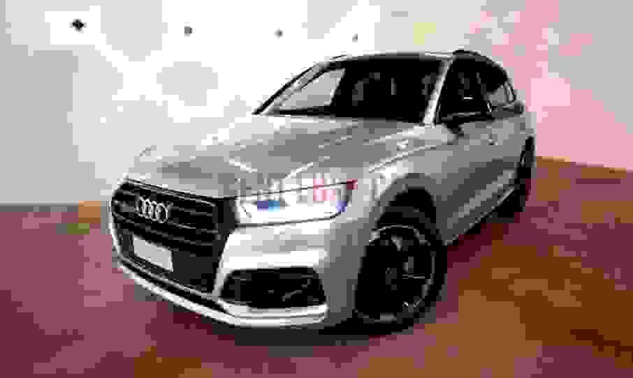Alquiler Audi Q5 en Milán
