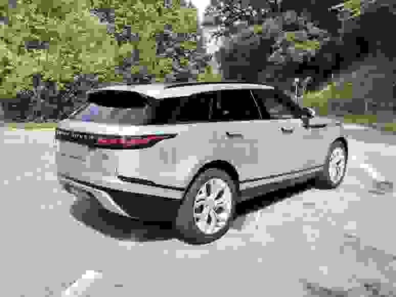 Rent Range Rover Velar in Europe