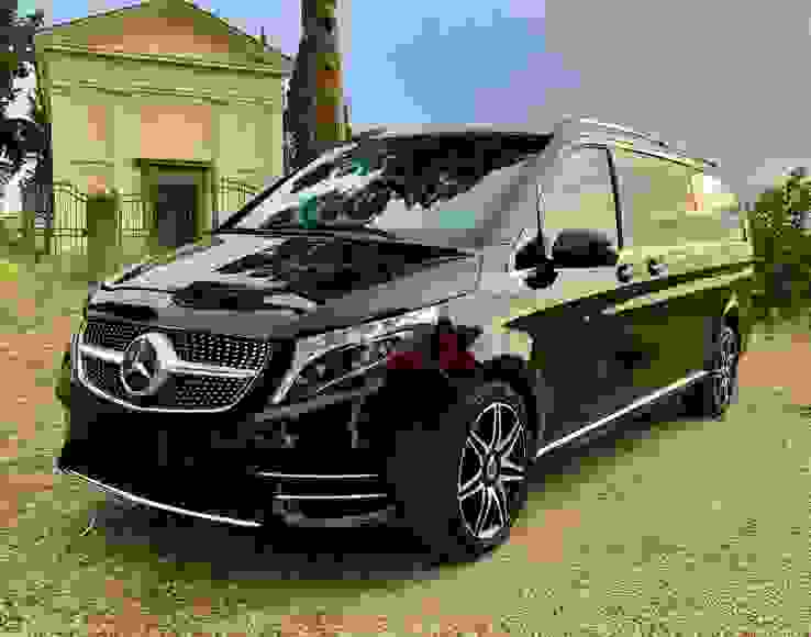 להשכיר Mercedes V Class באירופה