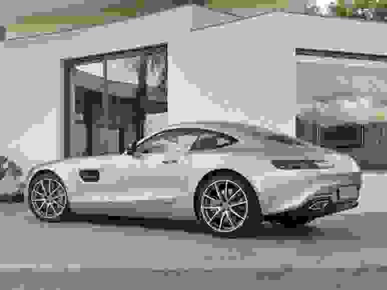 Alquiler Mercedes GT S AMG en Roma
