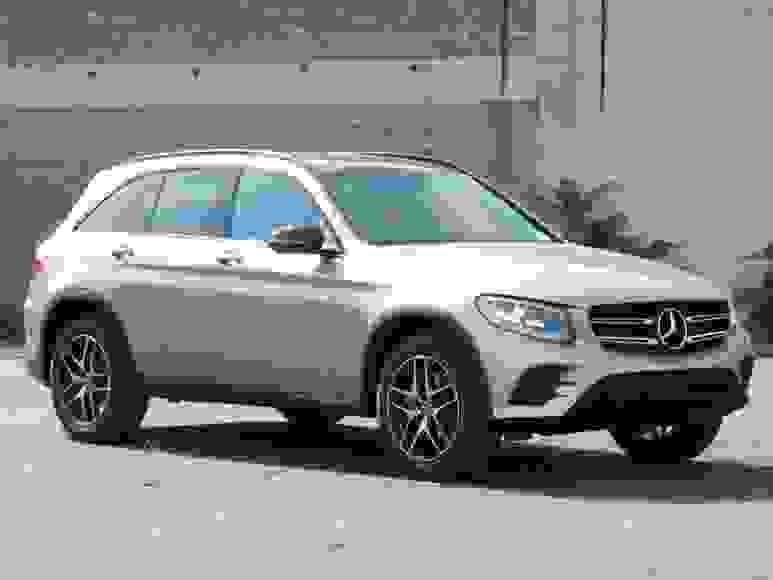 Alquiler Mercedes GLC en Roma
