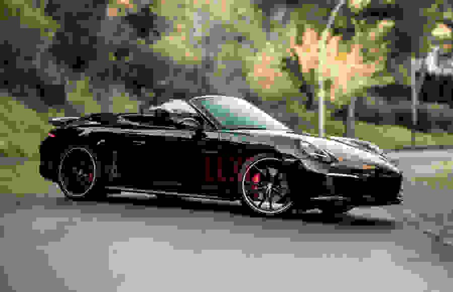 Alugue Porsche 911 S Cabrio em Verona
