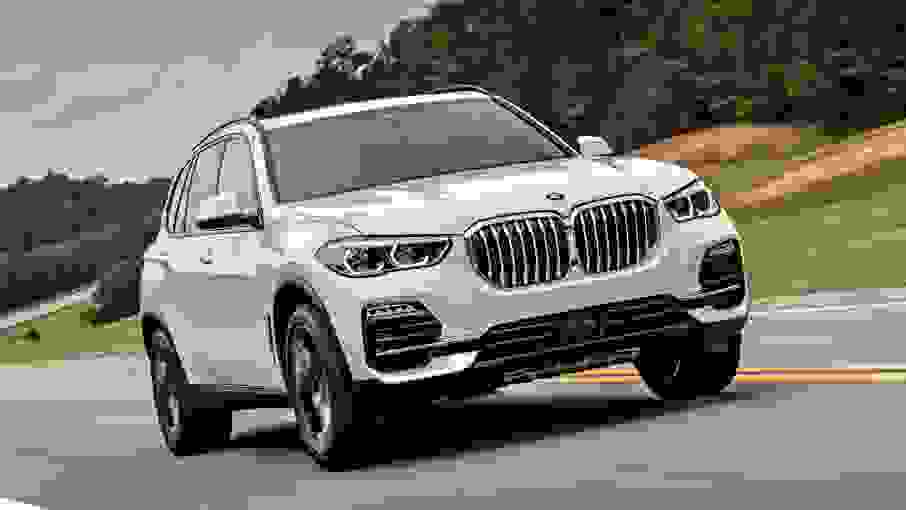 Noleggiare BMW X5 a Firenze