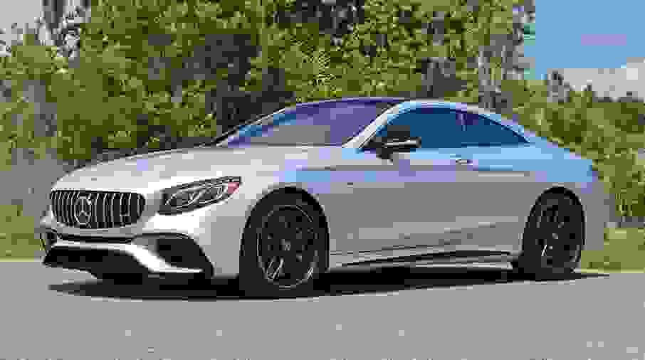 Alquiler Mercedes S63 AMG Coupe en Milán