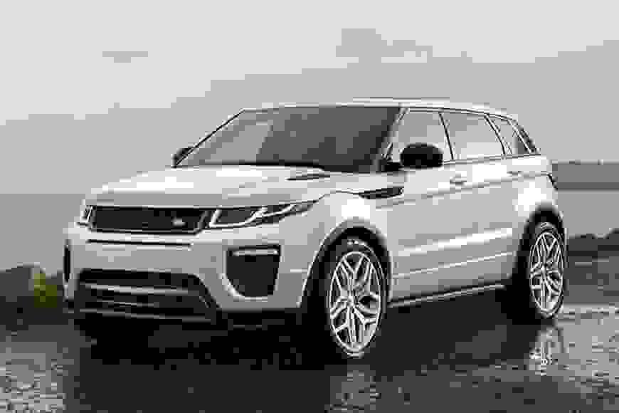 Alquiler Range Rover Evoque en Florencia