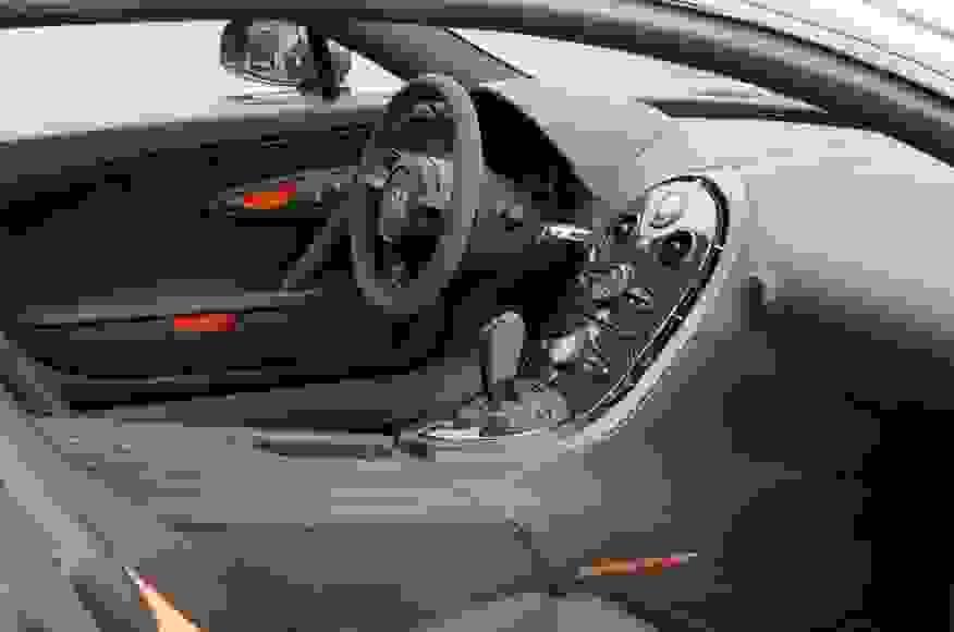 Alquiler Bugatti Veyron en Nápoles