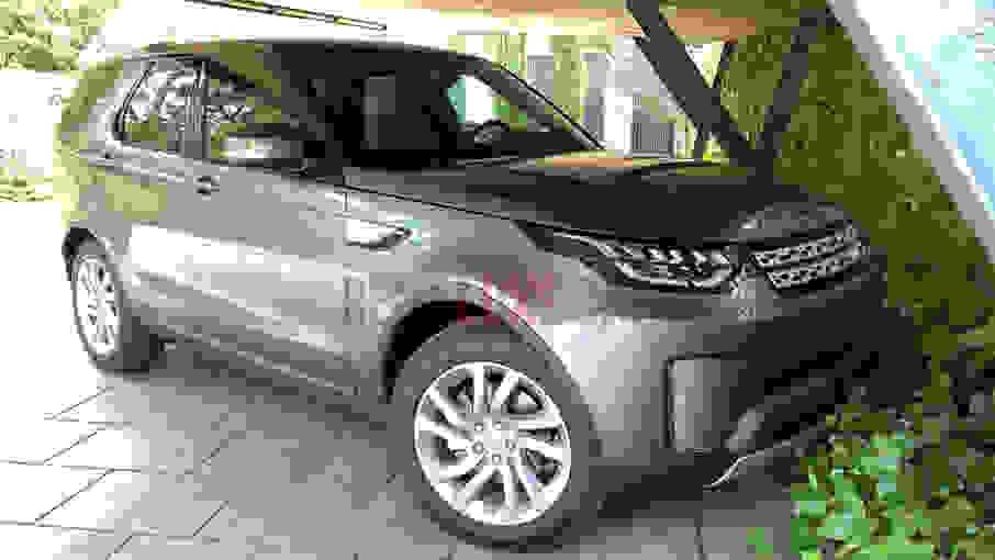 Alquiler Land Rover Discovery Sport en Roma