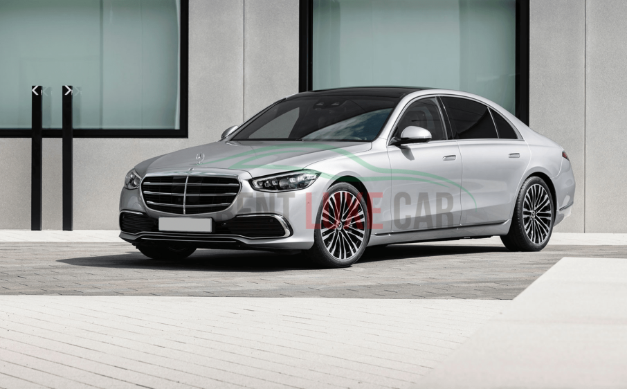 Alquiler Mercedes S Class W223 en Roma