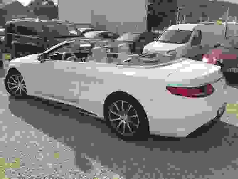 Alquiler Mercedes S63 Cabrio en Florencia