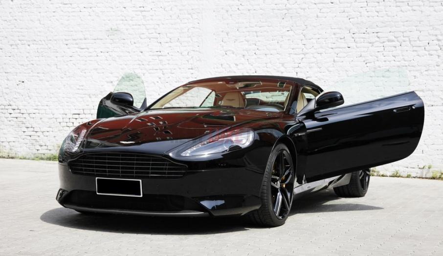 Rent Aston Martin Db9 In Monaco
