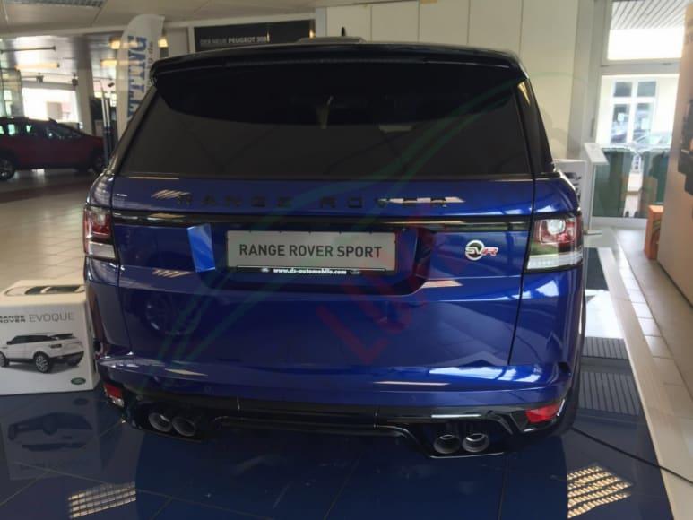 Alquiler Range Rover Sport SVR en Maribor