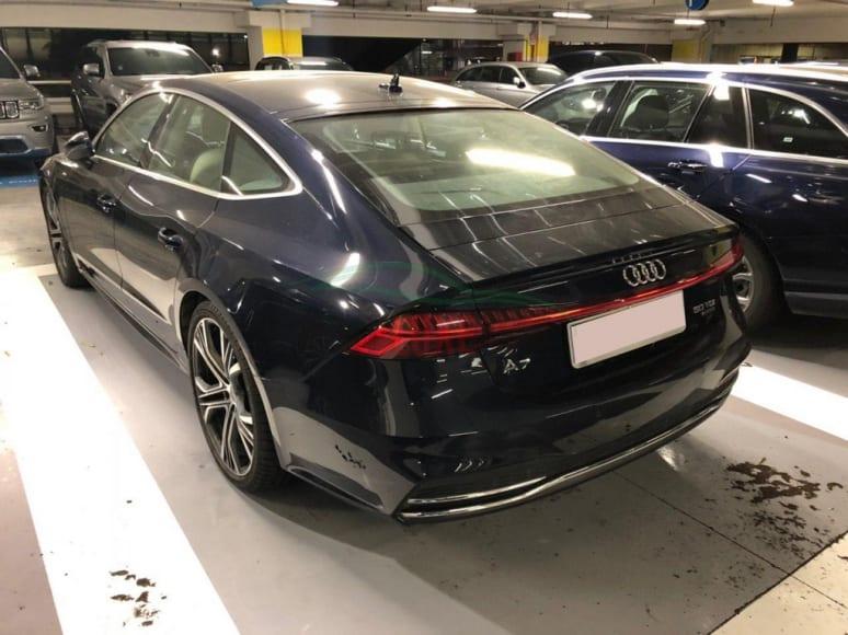 Alquiler Audi A7 en el aeropuerto de Amsterdam