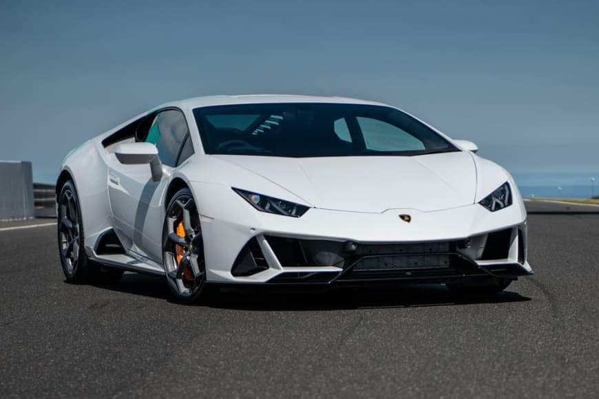 Арендовать Lamborghini Huracan EVO в Европе