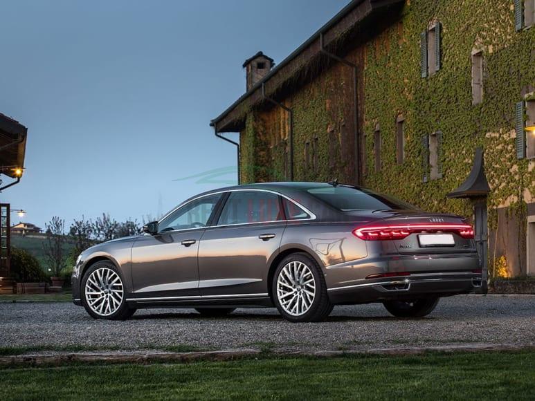Alquiler Audi A8 en Maribor
