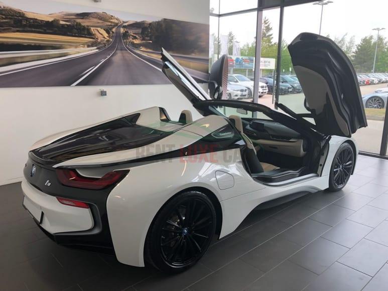 Alquiler BMW i8 Cabrio en Maribor