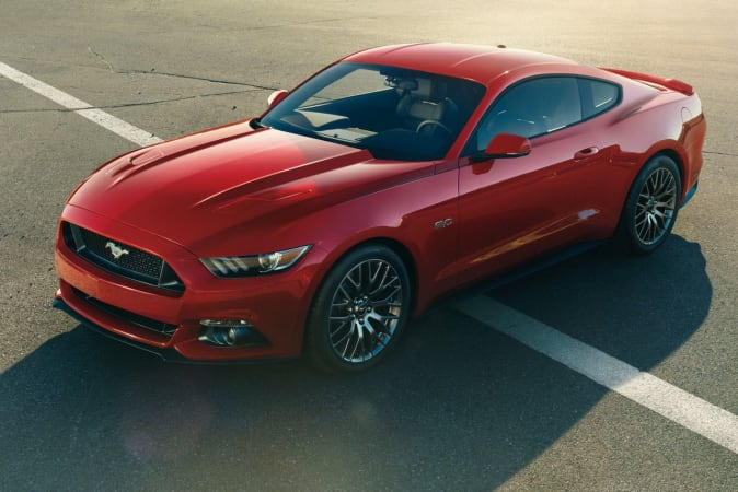Rent Ford Mustang in Saint Tropez dd410414f9