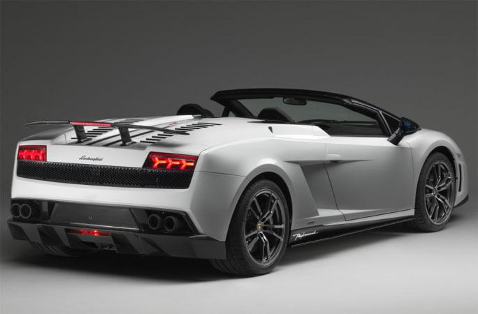Lamborghini Gallardo Spyder; Lamborghini Gallardo Spyder ...